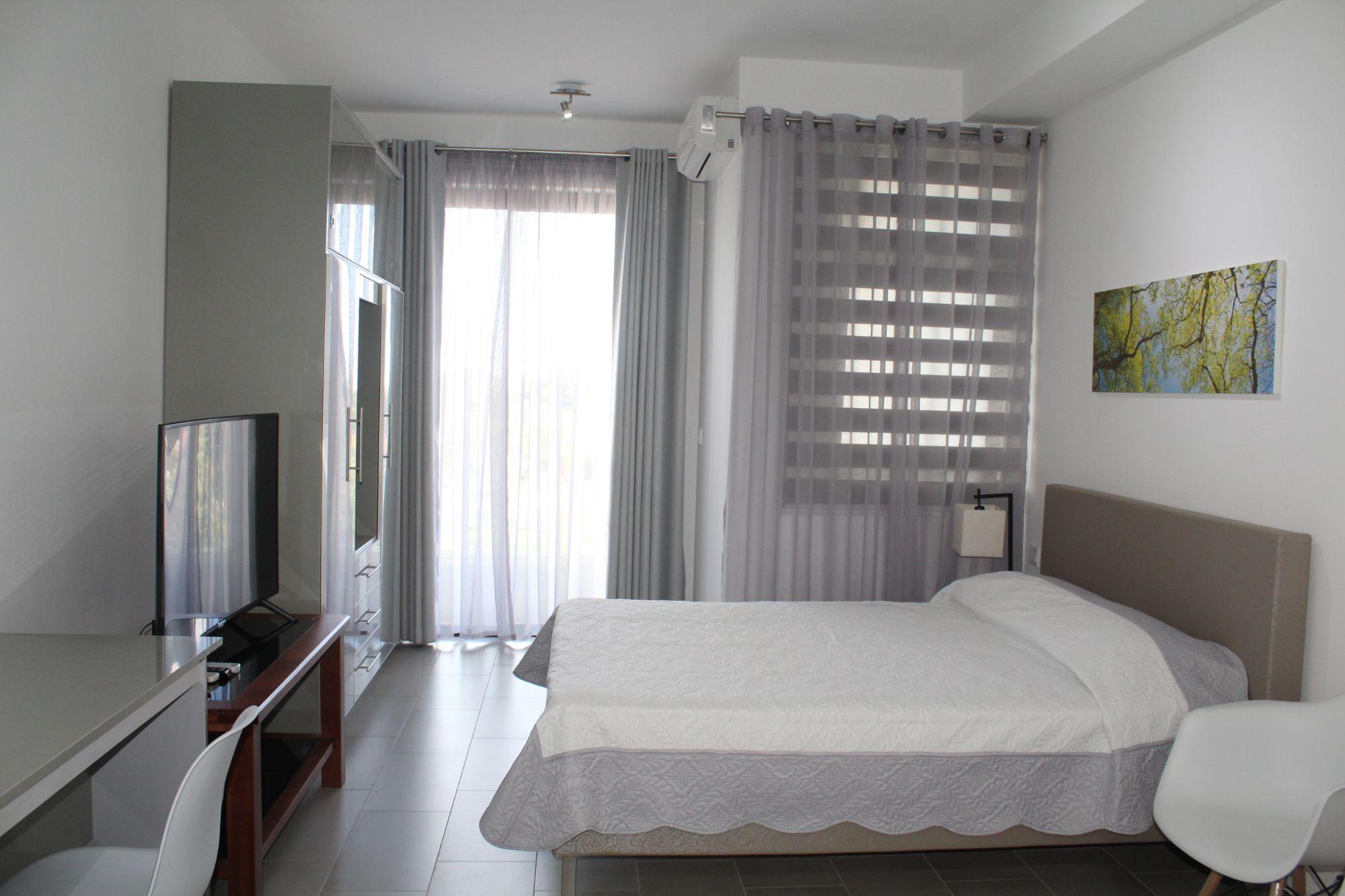 Magnifique studio meublé et équipé de 38 m2 situé dans une résidence sécurisée 24H/24, proche de toutes commodités à Ebène